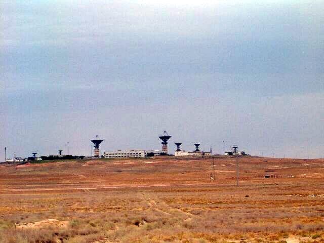 Zdjęcia: Bajkonur, Bajkonur miejsce startów rosyjskich rakiet, KAZACHSTAN
