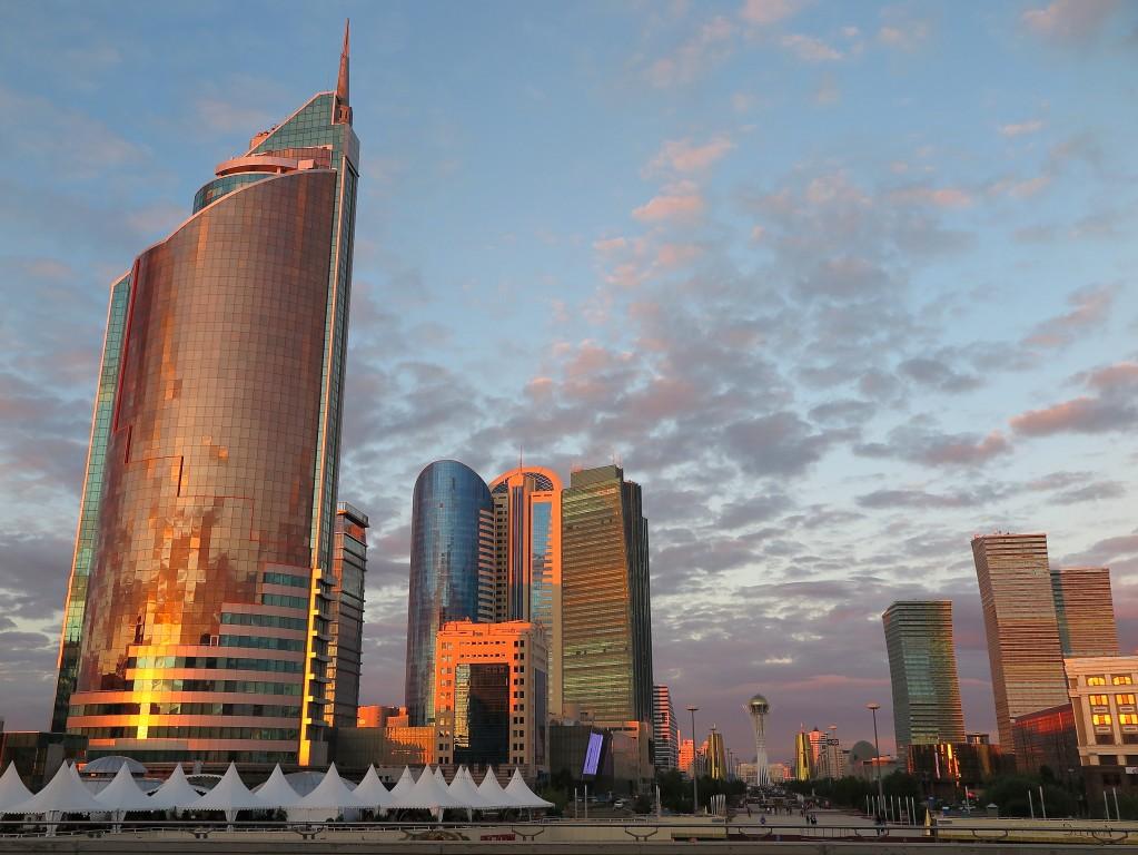 Zdjęcia: Astana, Akmola, Astana-kazachski Dubaj, KAZACHSTAN
