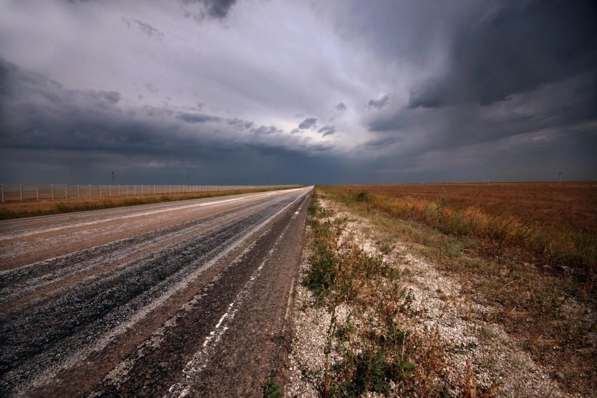 Zdjęcia: PN Naurzum, obwód kostanajski, W drodze do Naurzum, KAZACHSTAN