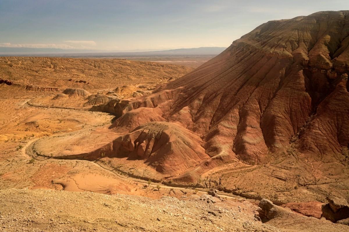 Zdjęcia: PN Altyn Emel, płd. Kazachstan, Ałmatynska obłast, Aktau - po raz ostatni..., KAZACHSTAN