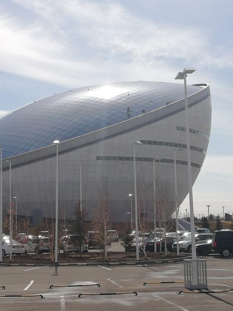 Zdjęcia: Astana, Kazachstan wiosną , KAZACHSTAN