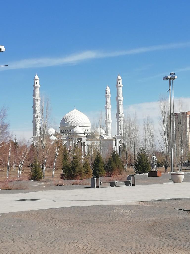 Zdjęcia: Astana, Kazachstan wiosną, KAZACHSTAN