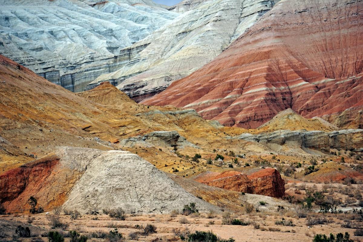 Zdjęcia: Ak Tay - Białe Góry, Ałma Ata, Ałtyn Emel , KAZACHSTAN
