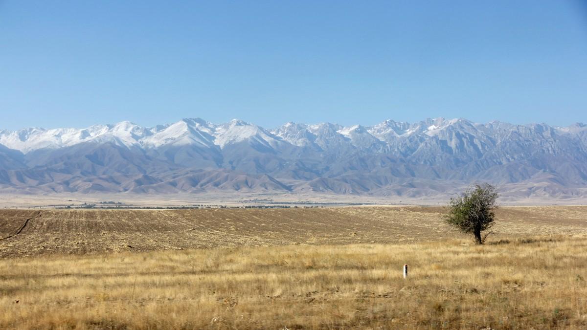 Zdjęcia: Obwód żambylski, Góry Kirgiskie, KAZACHSTAN