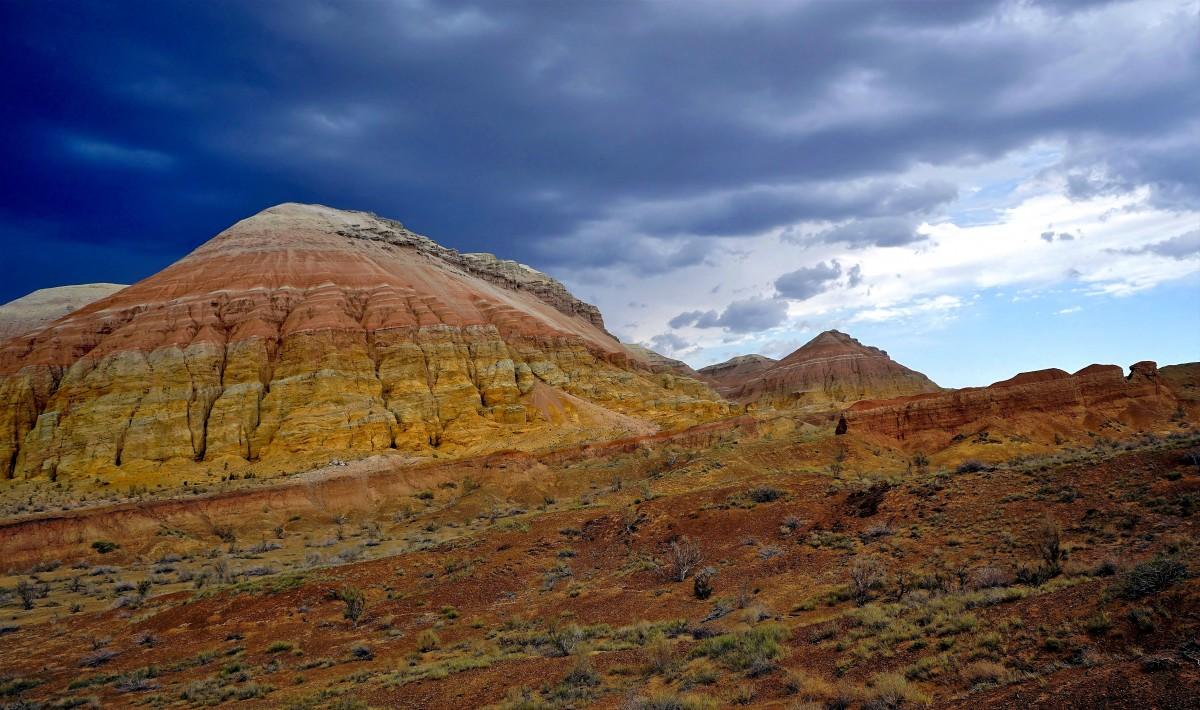 Zdjęcia: Altyn Emel National Park, Ałma Ata, Ałtyn Emel Ak Tay, KAZACHSTAN