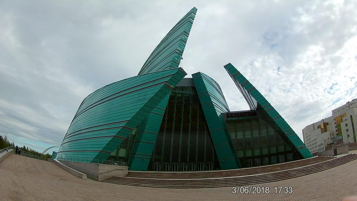 Zdjęcia: Centrum Astany, Astana, Nowoczesna Architektura, KAZACHSTAN