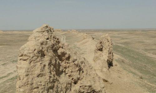 Zdjecie KAZACHSTAN / - / Sajran / Kamienne miasto