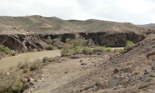 Zdjecie KAZACHSTAN / Kazachstan / Kanion / Kanion rzeki Szaryn