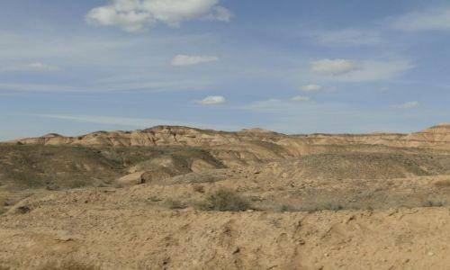Zdjecie KAZACHSTAN / Poł.Kazachstan / Szaryn / Okolice kanionu