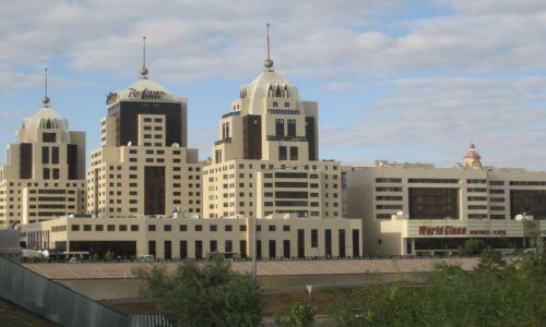 Zdjęcie KAZACHSTAN / Kazachstan / Kazachstan / Astana - stolica Kazachstanu