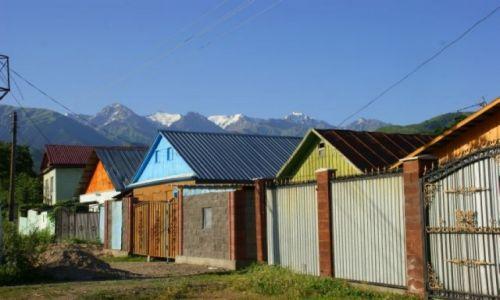 Zdjecie KAZACHSTAN / Kazachstan / Kazachstan / Wioska