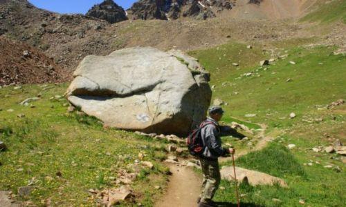 Zdjęcie KAZACHSTAN / Medeo / Medeo / W góry