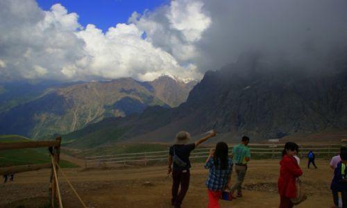 Zdjęcie KAZACHSTAN / Medeo / Medeo / Zmiana  pogody