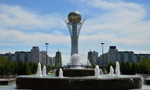 Zdjecie KAZACHSTAN / ASTANA / ASTANA / KAZACHSTAN-ASTANA