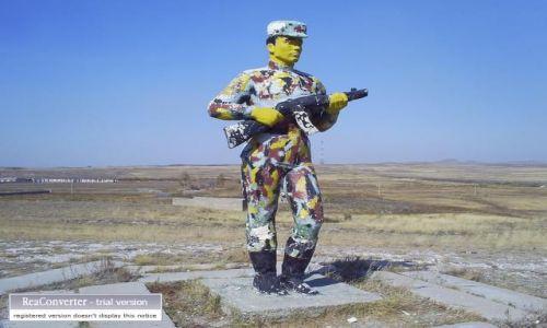 Zdjecie KAZACHSTAN / brak / gdzies w Kazachstanie / ,,