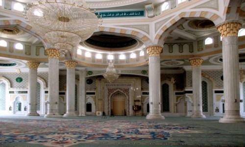 Zdjęcie KAZACHSTAN / ASTANA / Chazriet - Meczet Sułtana / Nowy wymiar tradycji3