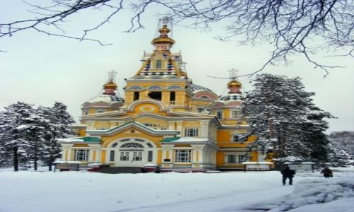 Zdjecie KAZACHSTAN / Almaty / Almaty / Perełka Alma-at