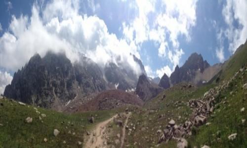Zdjecie KAZACHSTAN / - /  Almaty  / Kazachstan/Kirgistan