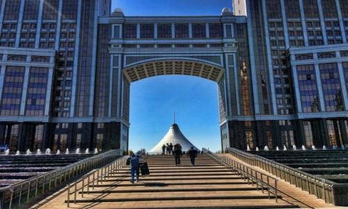 Zdjecie KAZACHSTAN / - / Astana, Kazachstan / Astana - futurystyczna stolica