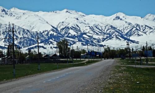 KAZACHSTAN / - / wyjazd z  Karkary / Karkara już za nami