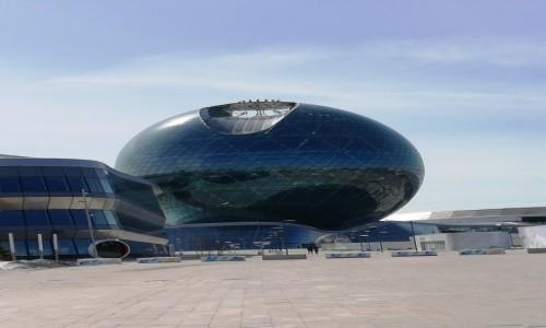 Zdjecie KAZACHSTAN / Astana / Expo  / Kazachstan wiosną