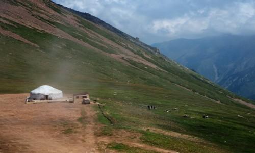 Zdjęcie KAZACHSTAN /  Ałatau Zailijski  Gór Tienszan / Siodło Talgarskie  / W górach Ałmaty