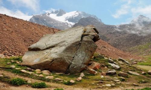 Zdjęcie KAZACHSTAN /  Ałatau Zailijski  Gór Tienszan / Przełęcz Talgarska / W górach