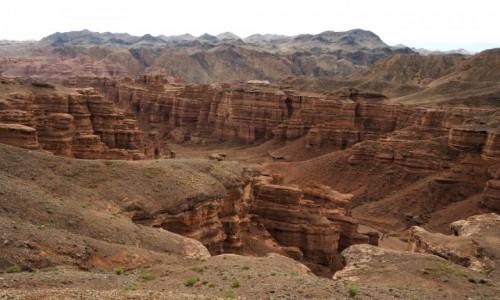 Zdjęcie KAZACHSTAN / płd.-wsch. Kazachstan / Kanion Szaryński / Kanion Szaryński