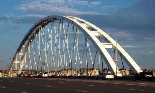 Zdjecie KAZACHSTAN / płn. Kazachstan / Astana / Most
