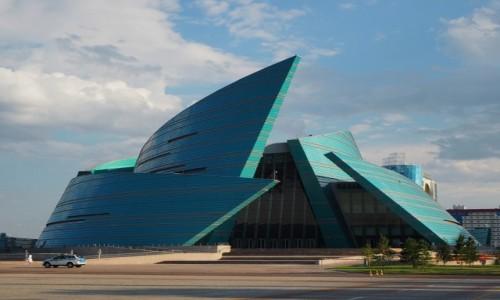 Zdjecie KAZACHSTAN / płn. Kazachstan / Astana / Sala koncertowa