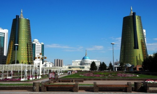 Zdjecie KAZACHSTAN / płn. Kazachstan / Astana / Astana