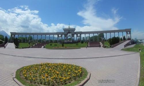 Zdjecie KAZACHSTAN / Almatynska Oblasc / Almaty / Moje egzotyczne podroze