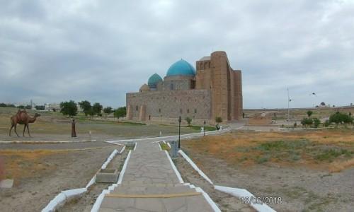Zdjecie KAZACHSTAN / Poludniowy Zachod / Turkiestan / Moje egzotyczne  podroze