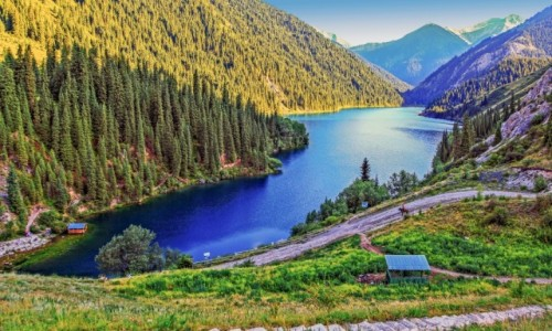 KAZACHSTAN / --- / --- / Loty do Nur-Sułtan