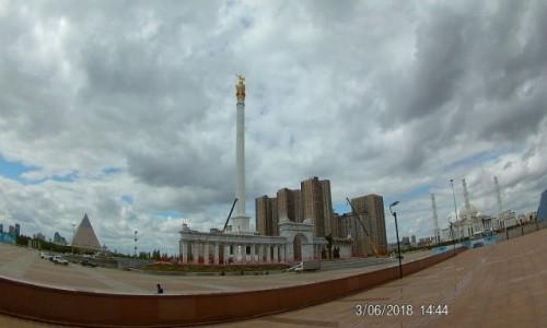 Zdjecie KAZACHSTAN / Astana / Centrum Astany / Nowoczesna stolica