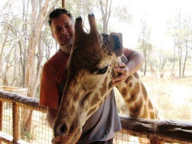 Zdjęcia: centrum hodowli zyraf, milutka, KENIA