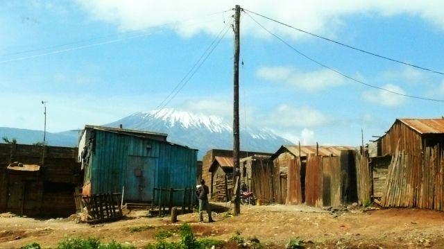 Zdjęcia: ?, Afryka Wschodnia, Kilimandżaro w trochę innej perspektywie.., KENIA