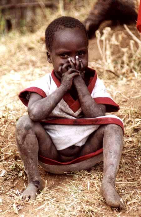 Zdjęcia: Wioska Masajów, Masai Mara, Kenia, KENIA