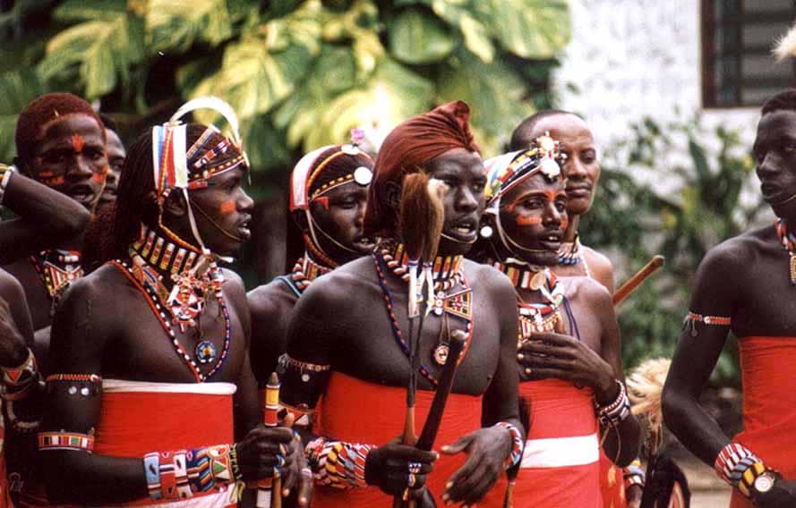 Zdjęcia: Lobby hotelowe, Diani Beach, Plemię, KENIA