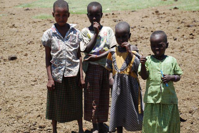 Zdjęcia: MASAI MARA Safari, MASAI MARA, Dzieciaczki, KENIA