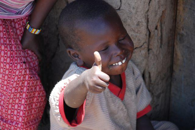 Zdjęcia: WIOSKA MASAJÓW, Masai Mara, Wszystko ok??!!, KENIA