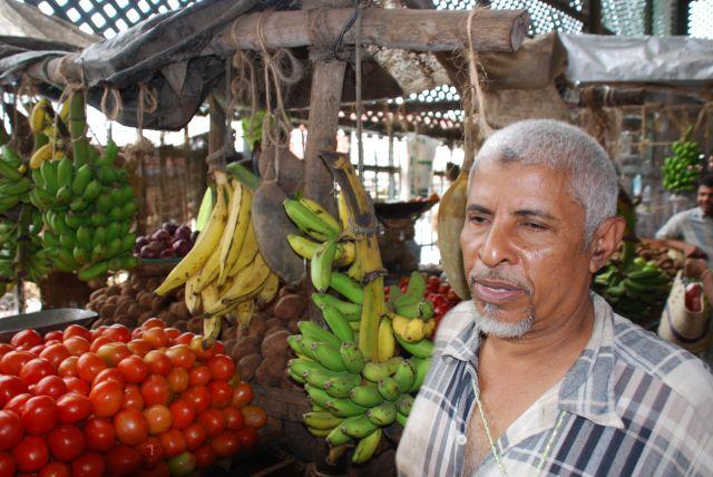 Zdjęcia: Targowisko, Mombasa, Na targowisku, KENIA