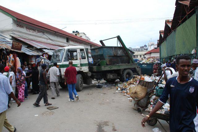 Zdjęcia: Mombasa, Mombasa, Targowisko w Mombasie, KENIA