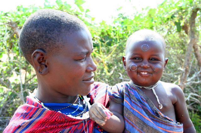 Zdjęcia: Kenia, Masajowie, KENIA