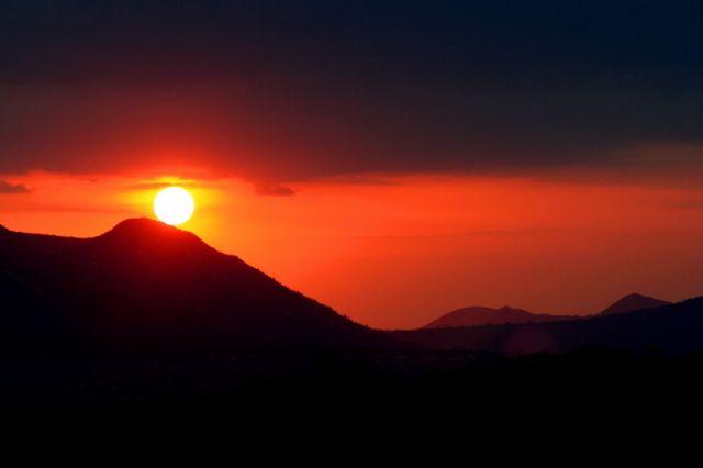 Zdjęcia: Kenia, Zachod Słońca, KENIA