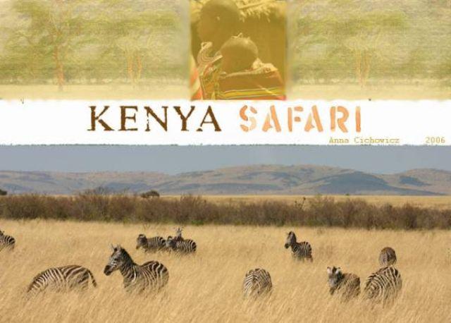 Zdjęcia: sawanna, Masai Mara, Zaproszenie na safarii, KENIA
