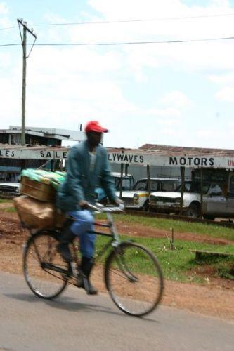 Zdjęcia: Kisumu, Kisumu, W drodze do Kisumu, KENIA