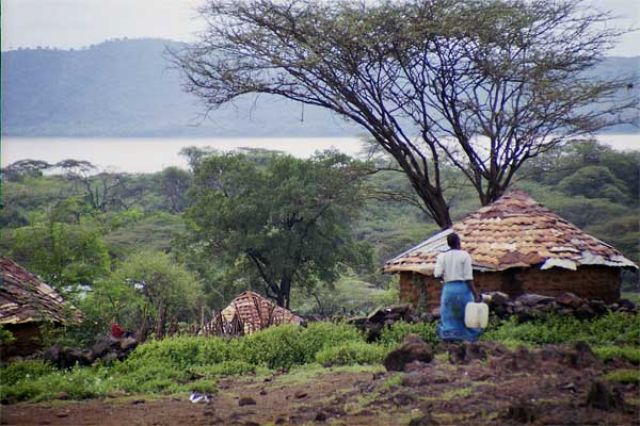 Zdj�cia: Jezioro Baringo, Jezioro Baringo, KENIA