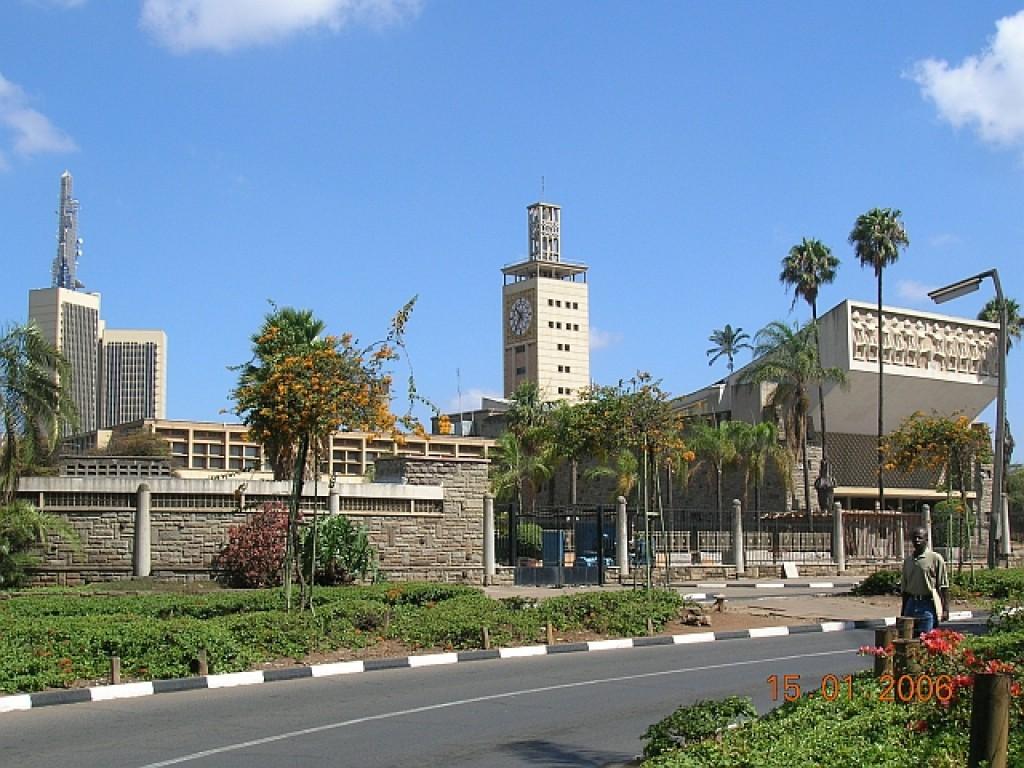 Zdjęcia: Nairobi, ., park Uhuru, KENIA