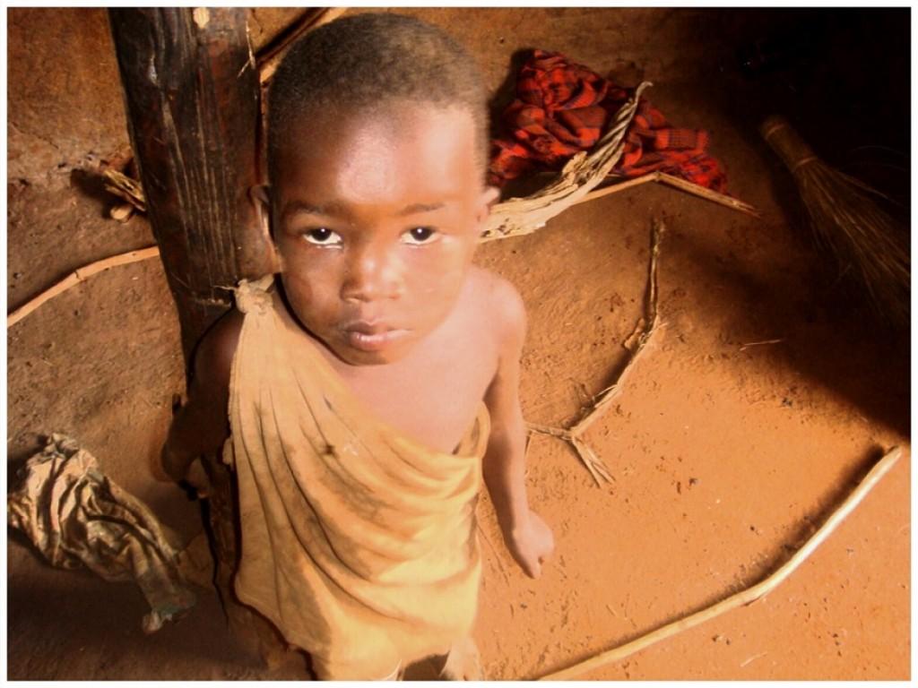 Zdjęcia: Kenia, Dzieciaczek, KENIA